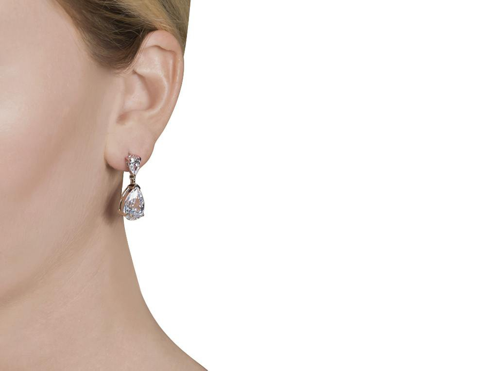 Kate Earrings-Earrings-Starlet Jewellery