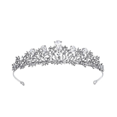 Stephanie Tiara - Olivier Laudus Wedding Jewellery