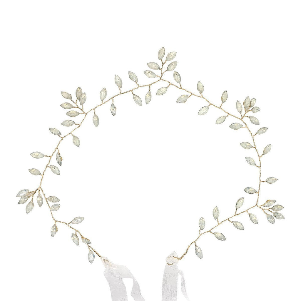 Vintage Gold Hair vine-Hair vines-Starlet Jewellery