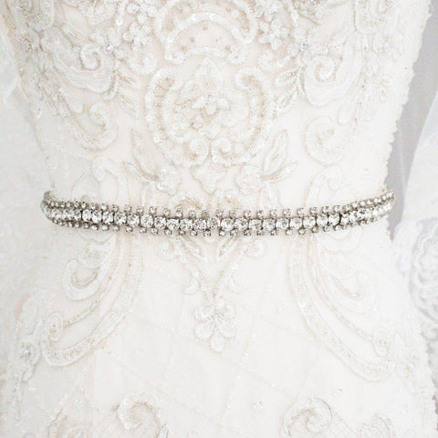 Vintage Bridal Belt-Starlet Jewellery