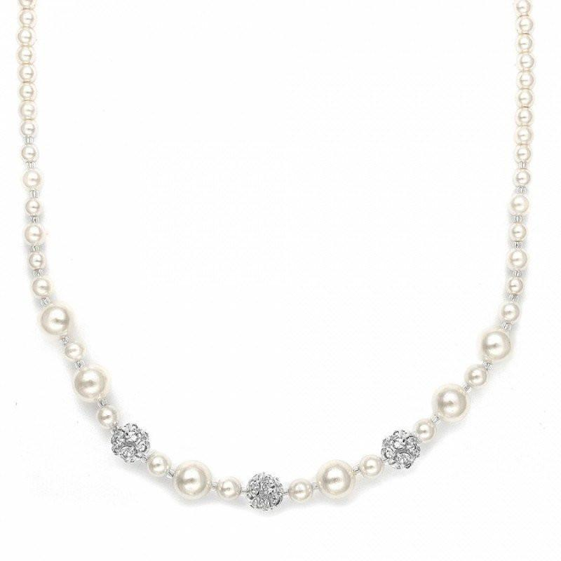 Serena Pearl Necklace