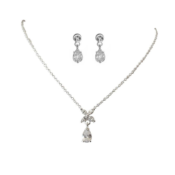 Hollywood Starlet Pendant Set (Discounted price)-Starlet Jewellery