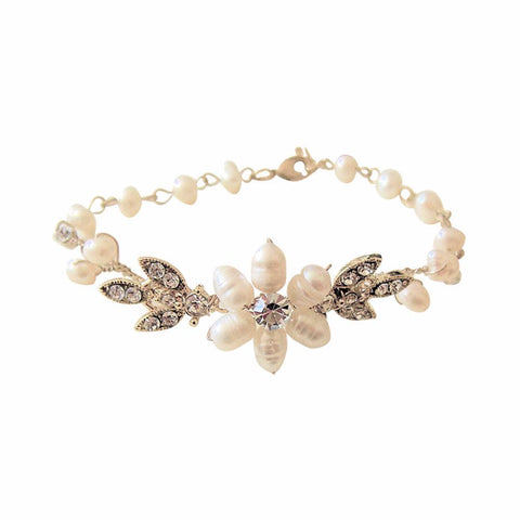 Paris Bracelet Gold-Starlet Jewellery
