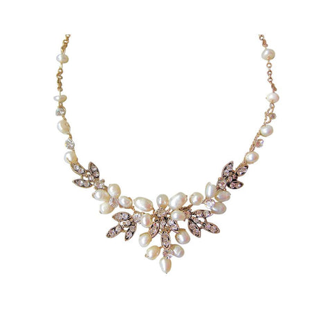 Paris Necklace Gold-Starlet Jewellery