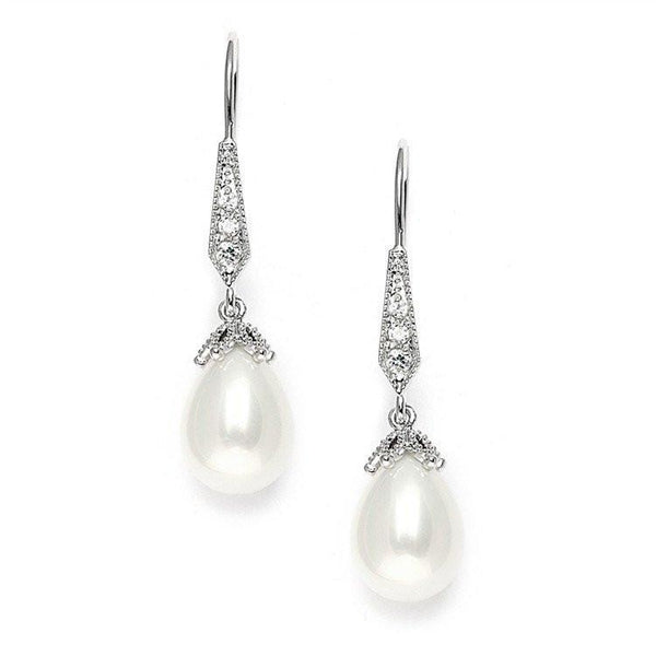 Liv Pearl Earrings