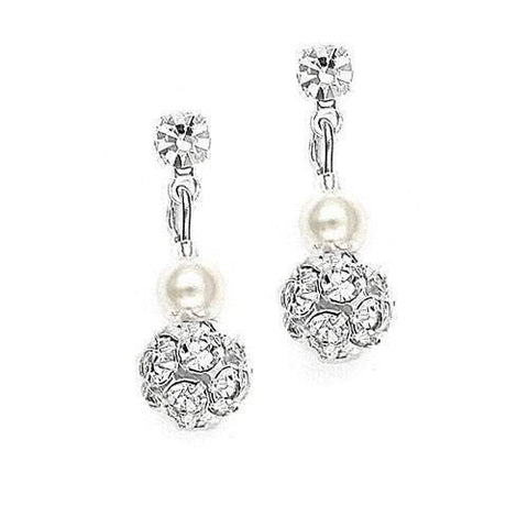 Serena Pearl Earrings