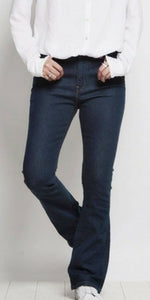 flared jeans - Mud