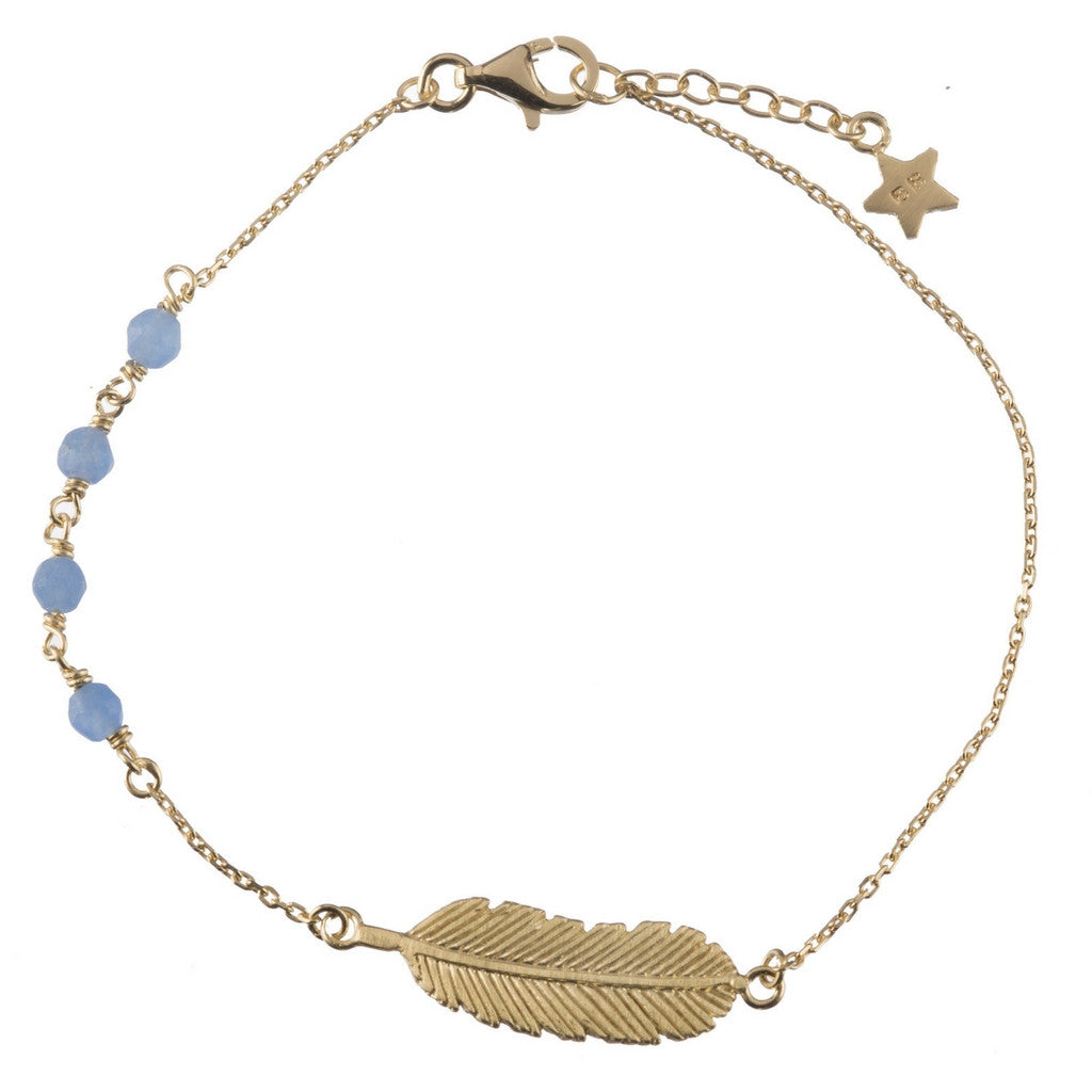Armband | Light as a Feather - Papita.nl