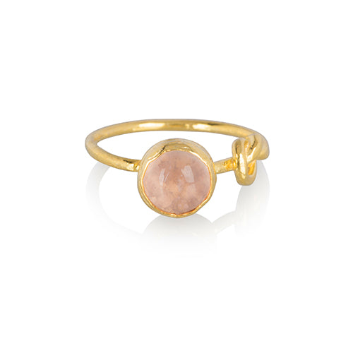 Ring | A little more - Roze - Papita.nl