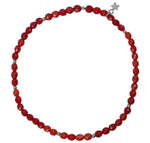 Armband | Beads Red