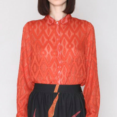 Blouse | Rusty