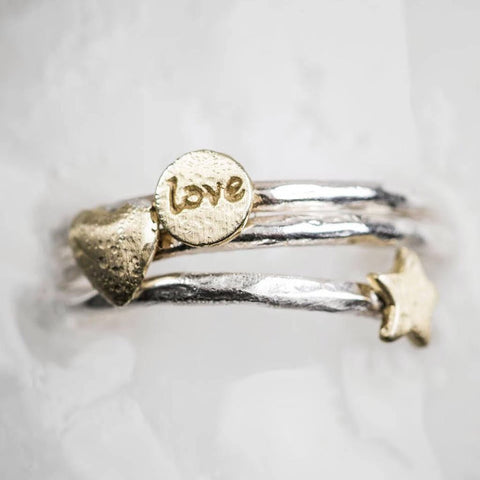 Ring | Feels Like Love - Papita.nl