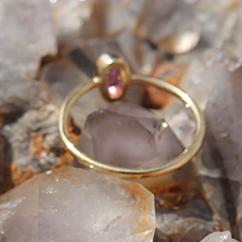 Ring | Pretty in Pink - Papita.nl