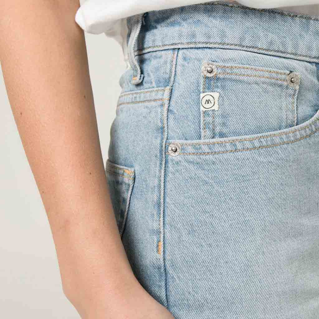 Shorts | Light Denim - Papita.nl