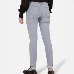 Skinny Jeans | High Waist Light Blue - Papita.nl