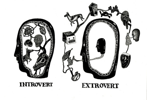 Extroverted Introverts: Ten Things To Know
