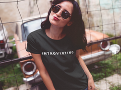 INTROVERTING CASUAL T-SHIRT (Women)