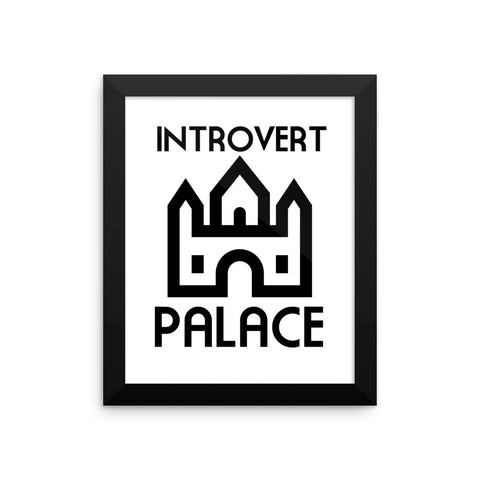 Introvert Palace Poster