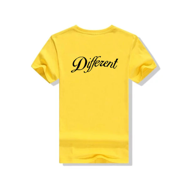 """Different"" Women Casual T-Shirt"