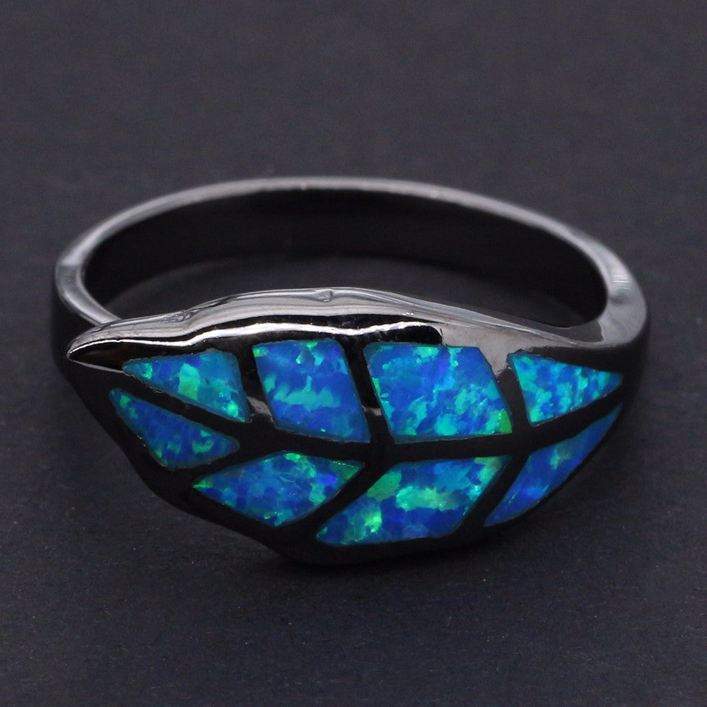 Nature's Treasure Opal Ring