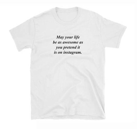 Insta Awesome T-Shirt