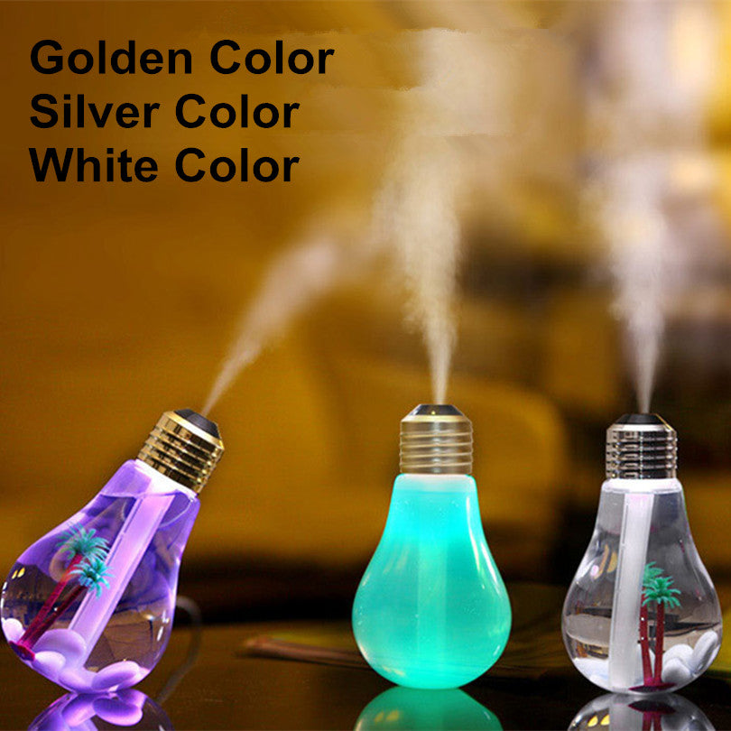 Night light aroma humidifier