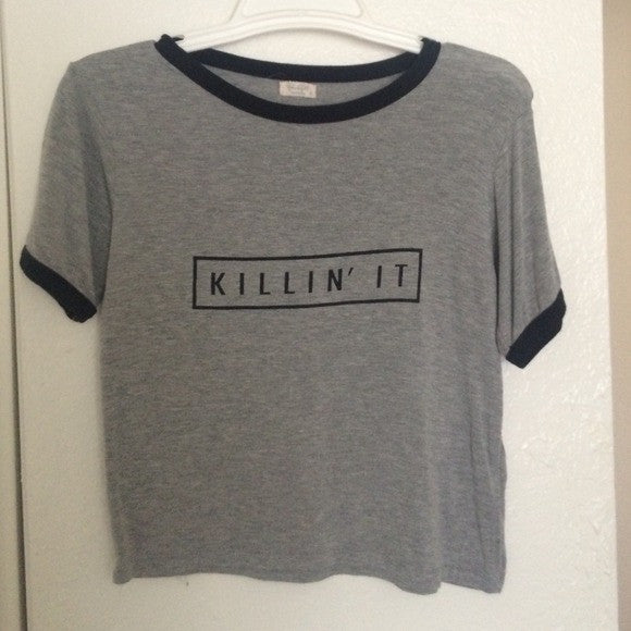 Killin It Grey Version