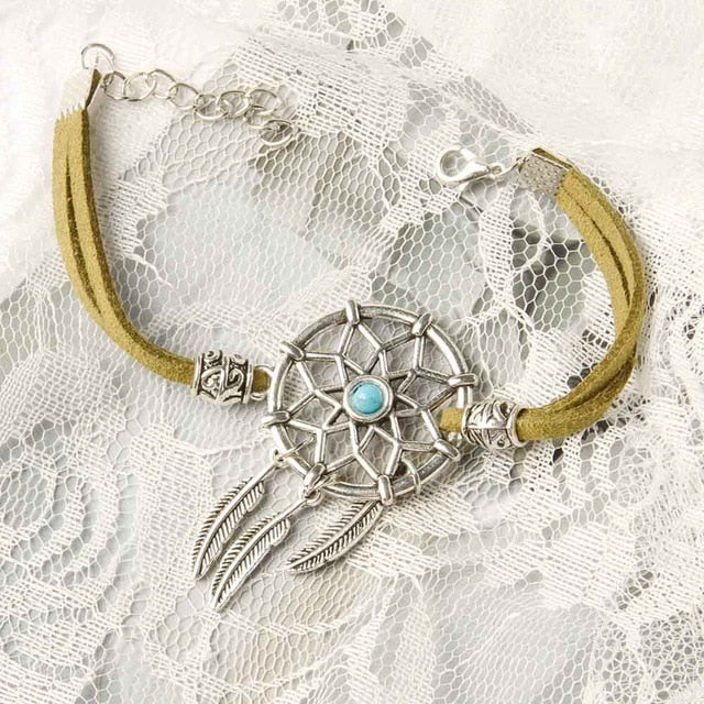 Mini Dream Catcher Bracelet