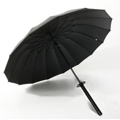 Japanese Samurai Ninja Sword Umbrella