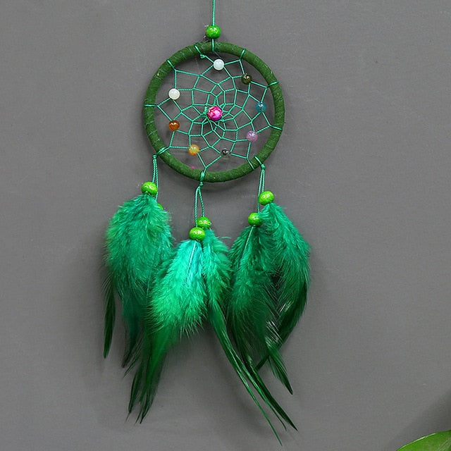 Feather Dream Catcher
