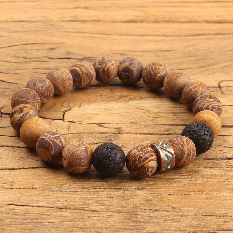Beautifully Crafted Eight Planets Bead Bracelets--The perfect gift for your love ones!