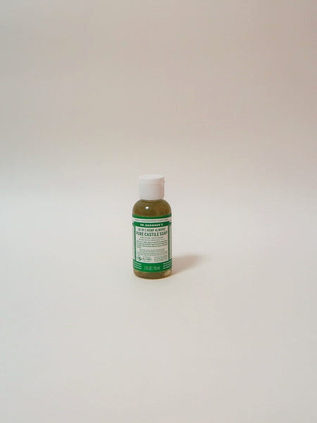 DR. BRONNER'S - ALMOND LIQUID SOAP