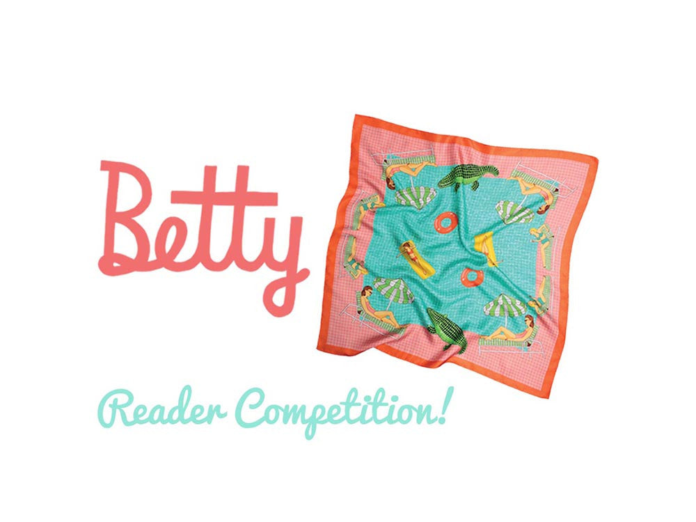 Betty Magazine X Karen Mabon Competition!