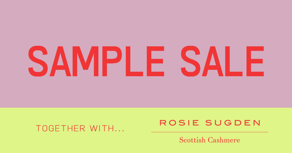 Studio Sample Sale
