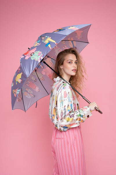 Fashion Umbrella | Grey
