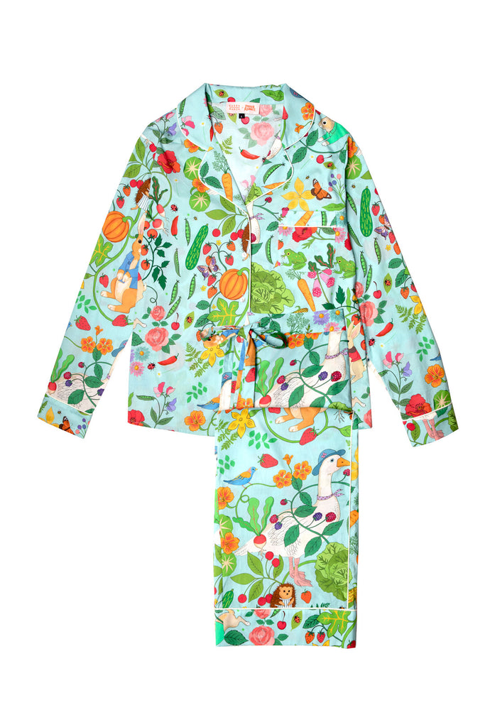 PRE-ORDER Karen Mabon X PETER RABBIT™ Cotton Pyjama Set
