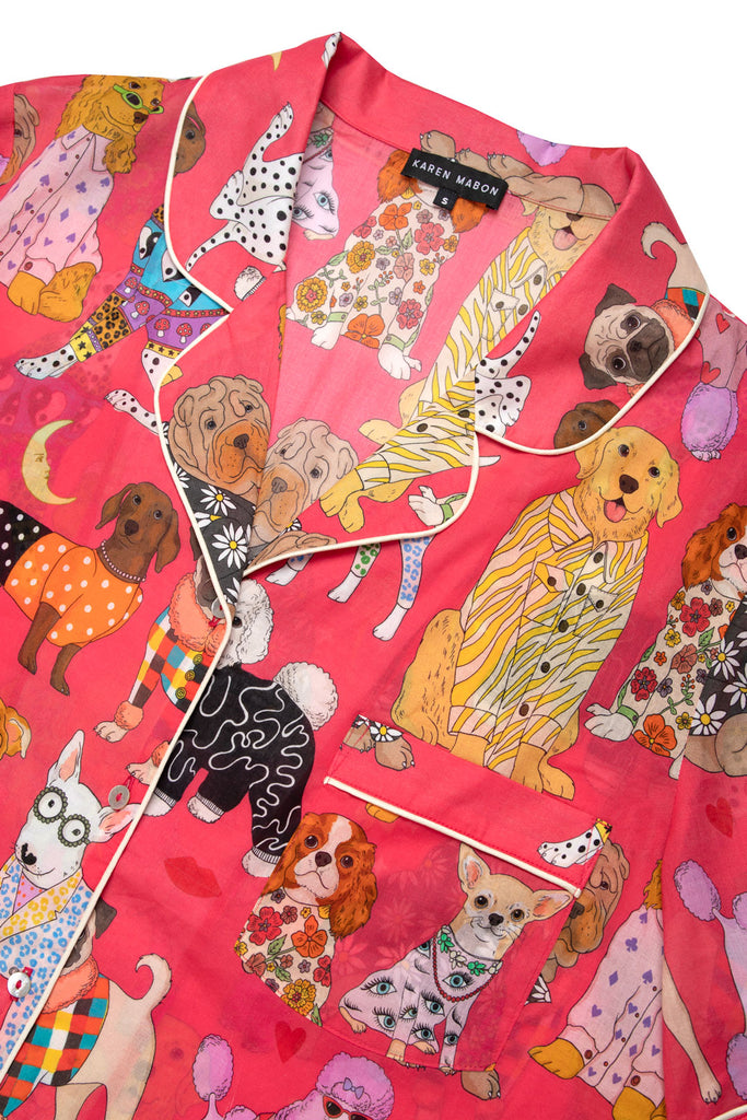 Fashion Dogs Short Pyjama Set