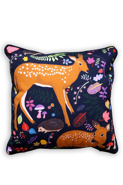 *Pre-Order* Forest Fawns Cushion