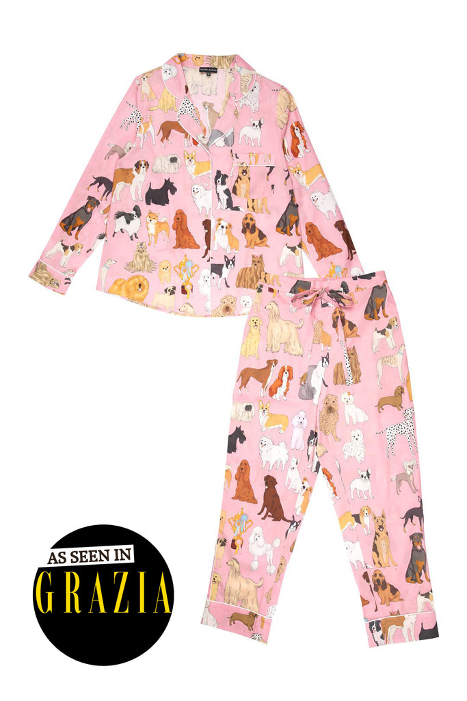 Crufts Cotton Pyjama Set