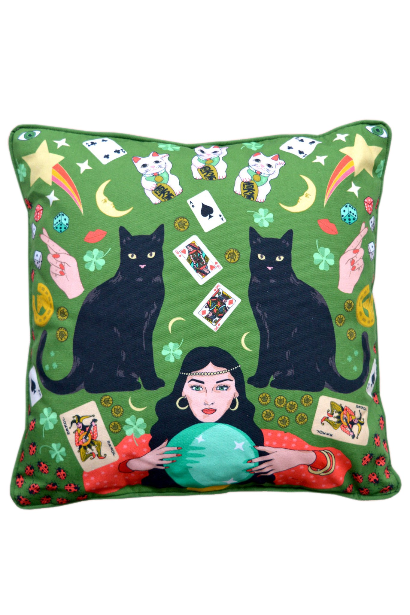 Lucky Day Cushion