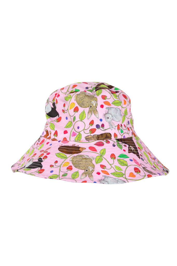 Strawberry Fields Forever Sun Hat