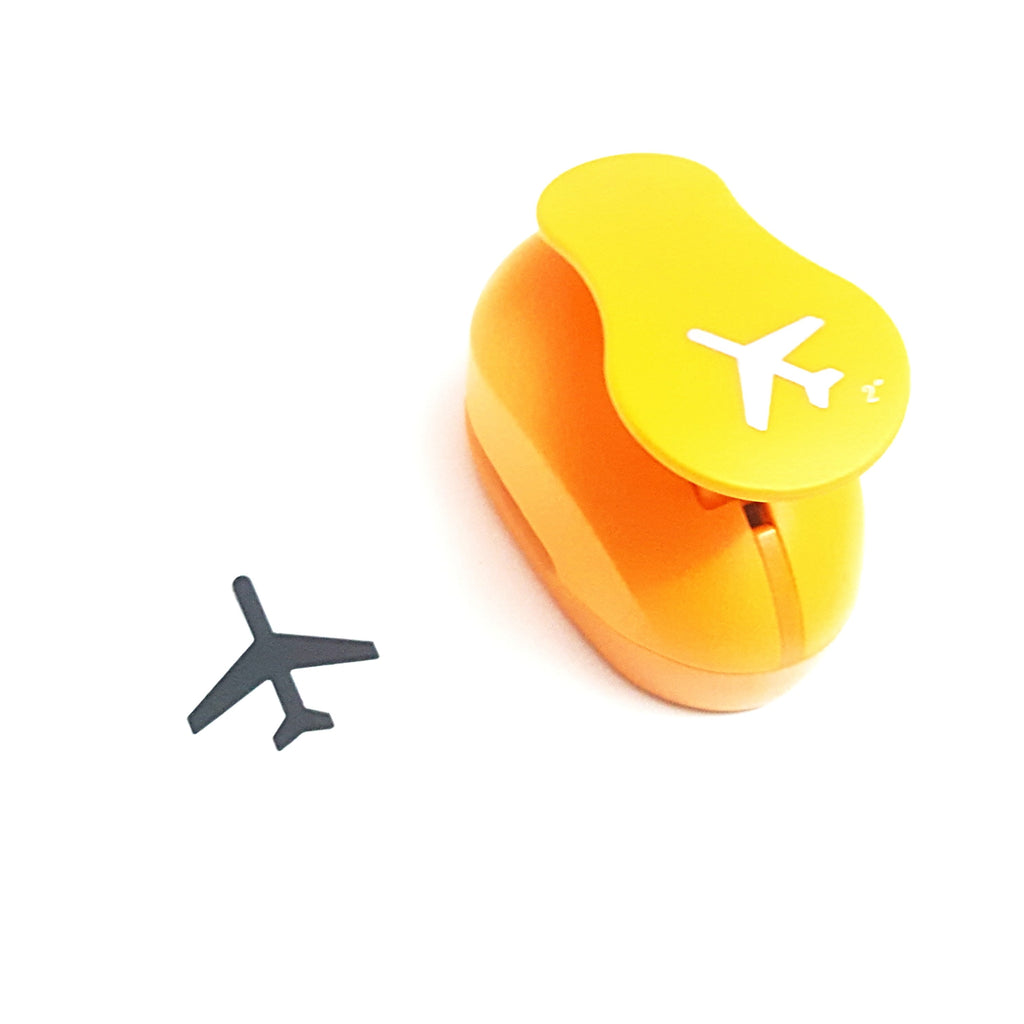Amy Tangerine- Knock Outs Punch- 2 inch- Airplane