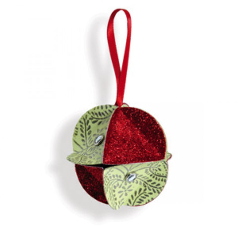 Sizzix Bigz Die - Ornament, Circle 3-D