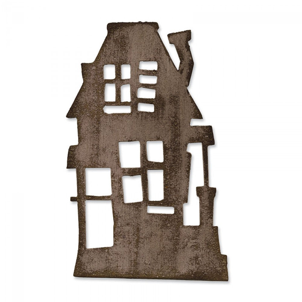 Sizzix -Tim Holtz Alterations Dies - Rickety House