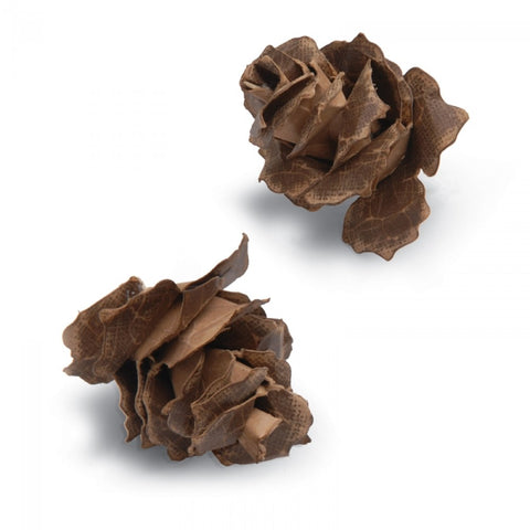 Sizzix -Tim Holtz Alterations Dies - Jumbo Tattered Pinecone