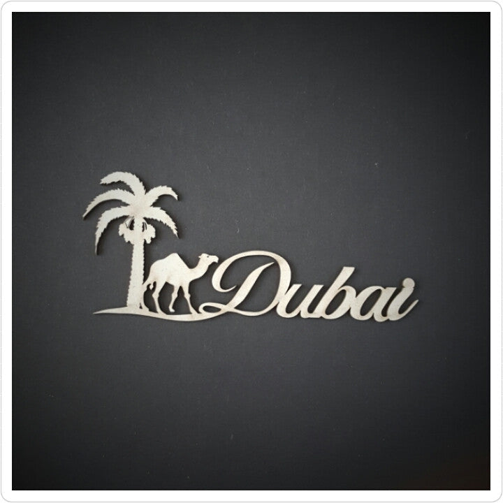 Date Tree, Cam el Dubai Chipboard embellishment