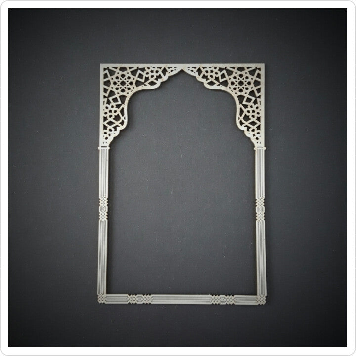 Arabesque Chipboard Frame