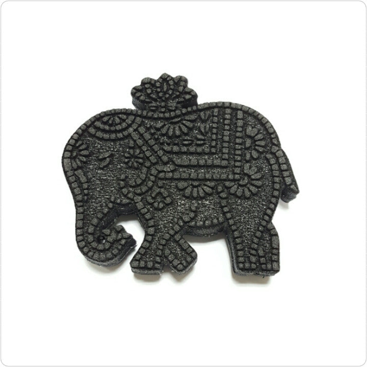 Indian Elephant foam stamp