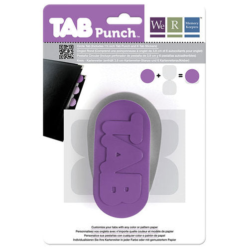 CIRCLE TAB PUNCH