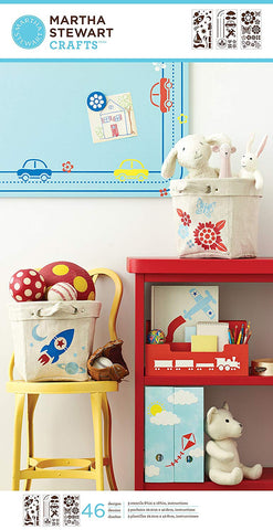 Large Stencil Set - Playroom